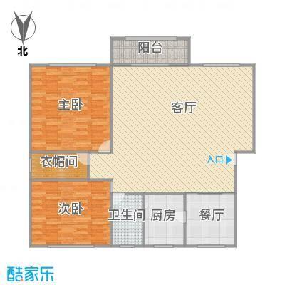 新月福邸户型图
