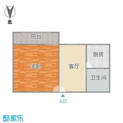 月浦九村户型图