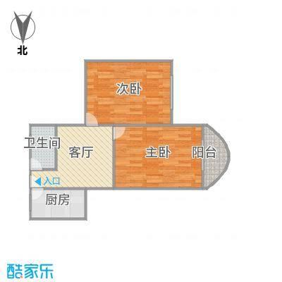 广中扩大小区户型图