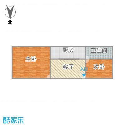 凉城四村户型图