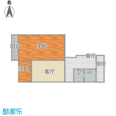 亲凤苑 11-2-602户型图