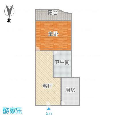 锦苑小区户型图