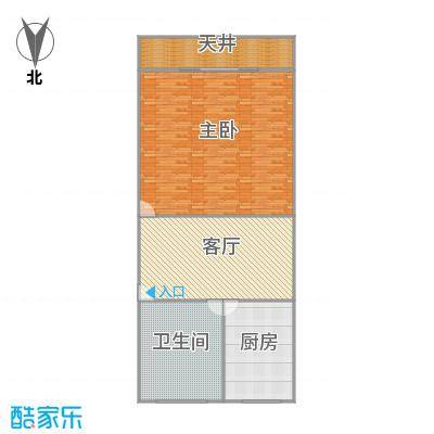 虹仙小区户型图