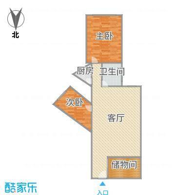 天申大楼户型图