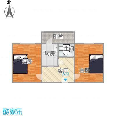 和平路单位宿舍户型图
