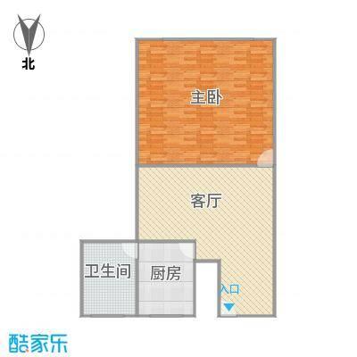 浙江中路419号公房户型图