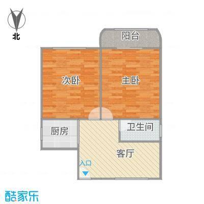 精益公寓户型图