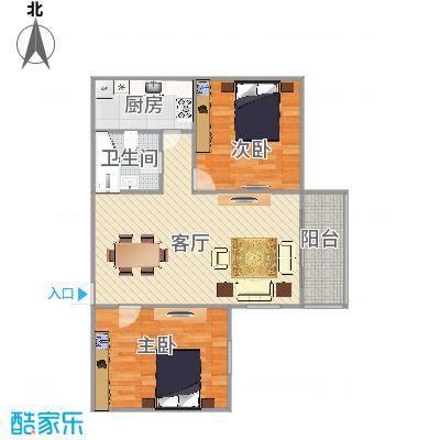 东晖花苑户型图