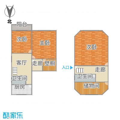 文苑小区户型图
