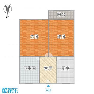 长桥七村户型图