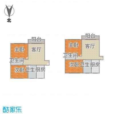 华高苑户型图