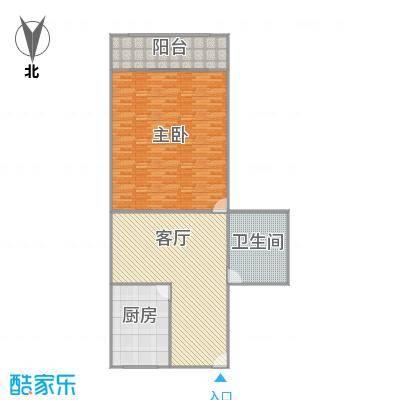 江桥一村户型图