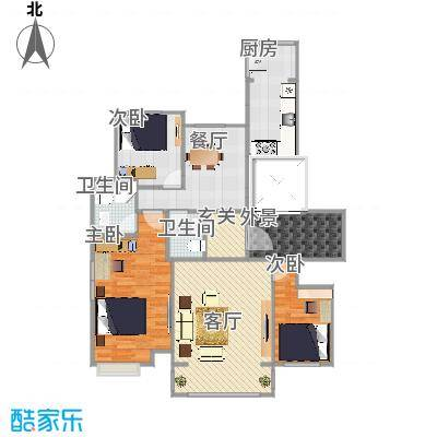 燕赵锦河湾改造方案1