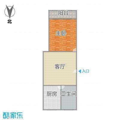 东陆新村九街坊户型图