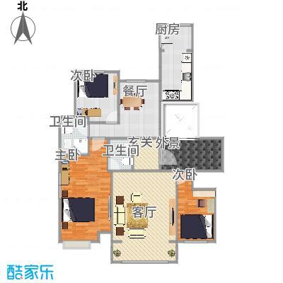 燕赵锦河湾改造方案2