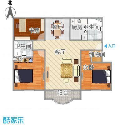 爱建新家园户型图
