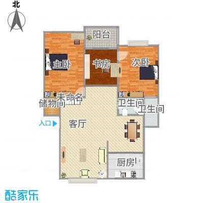 美同地产——春江花园二期户型图