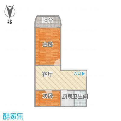 逸仙路1321弄小区户型图