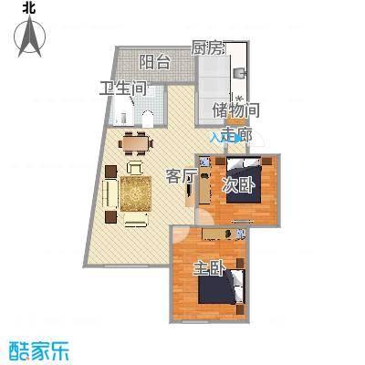 金桂苑户型图