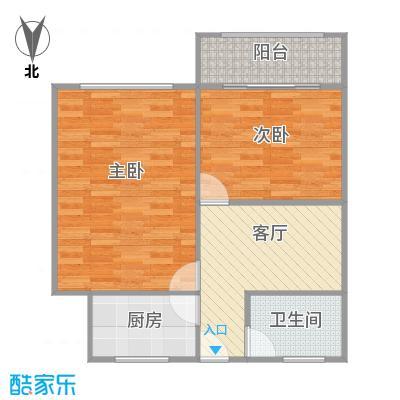 馨虹小区户型图