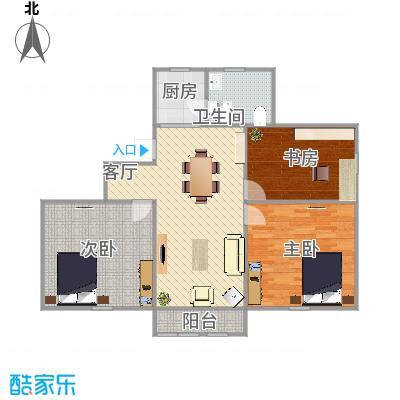 共江小区户型图