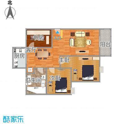锦欣苑户型图
