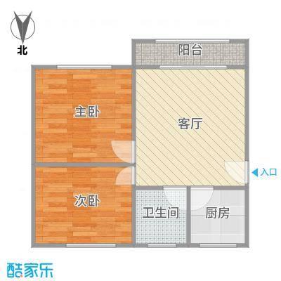 宝山九村户型图