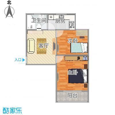 金杨新村十街坊户型图