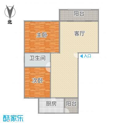 新梅共和城户型图