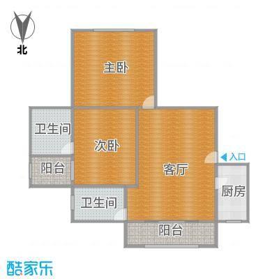江南世纪新苑户型图