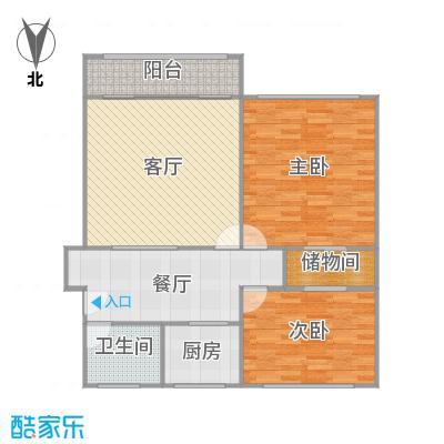 华漕新村西区户型图