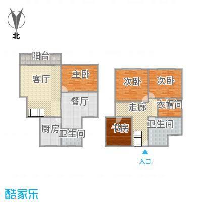 康泰东苑户型图