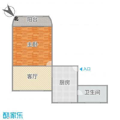 广中三村户型图