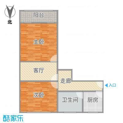 梅陇六村户型图