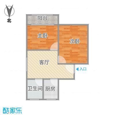 秀枫翠谷户型图