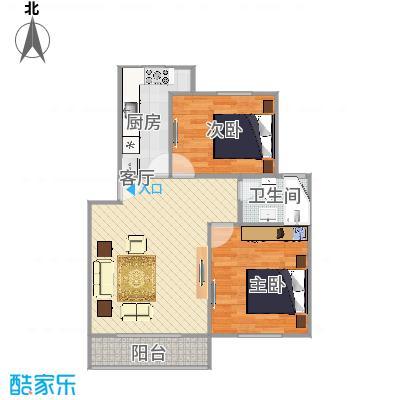 浦江世博家园十一街坊户型图