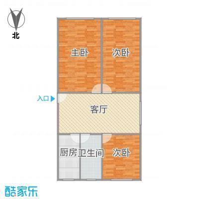 日晖六村户型图