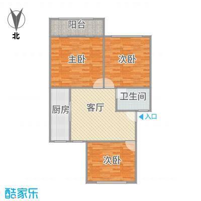 金杨三街坊户型图