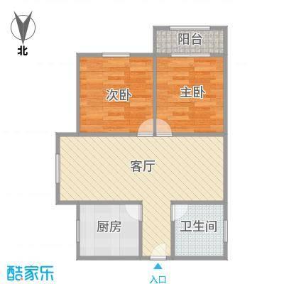 上海本色户型图