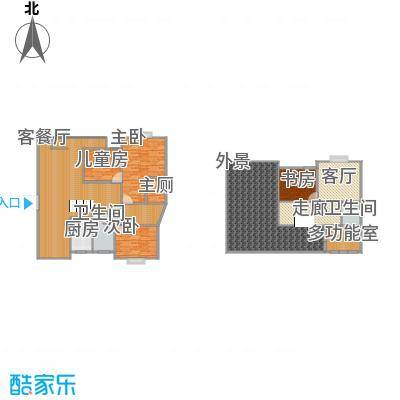 久隆凤凰城户型图