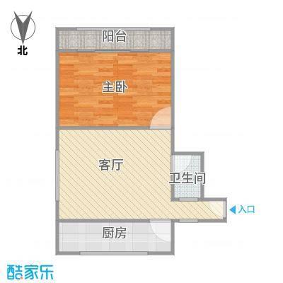 龙柏西郊公寓户型图