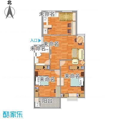 青林闲庭方案3