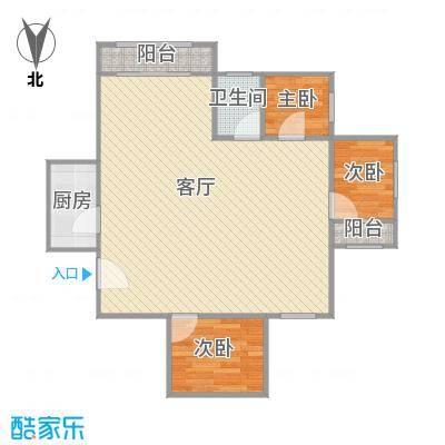瑞金新苑户型图