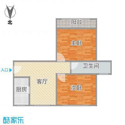 海尚康庭户型图