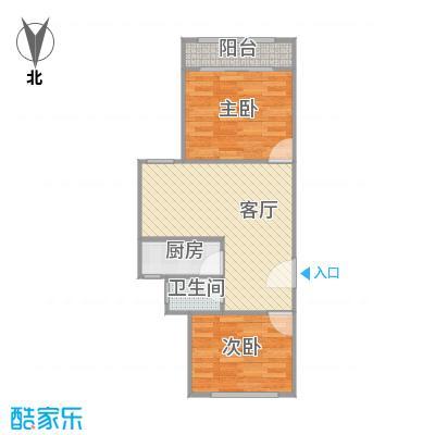 张杨南苑户型图