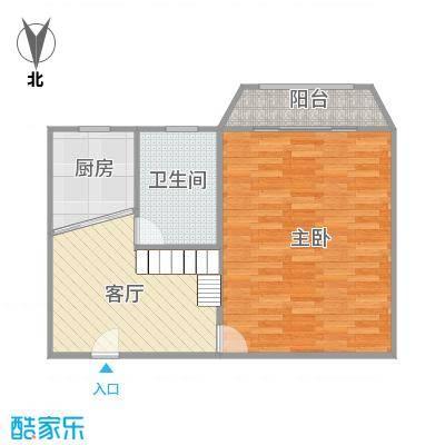 广中四村户型图