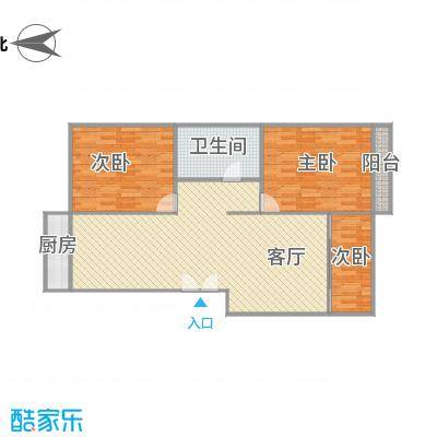 开元北小区A5-3 101