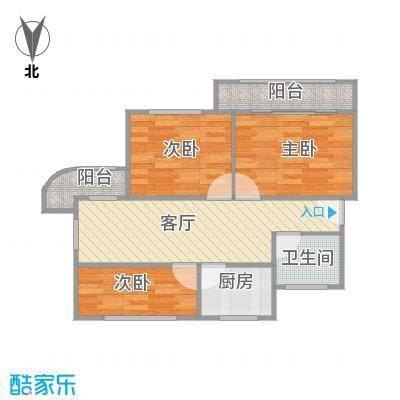 上浦路355弄小区户型图