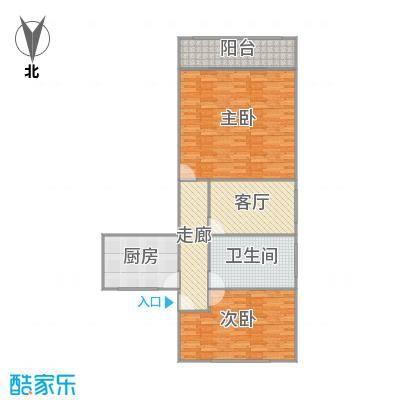 铁路新村(杨浦)户型图