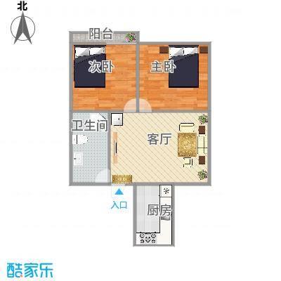 三庆枫润山居户型图